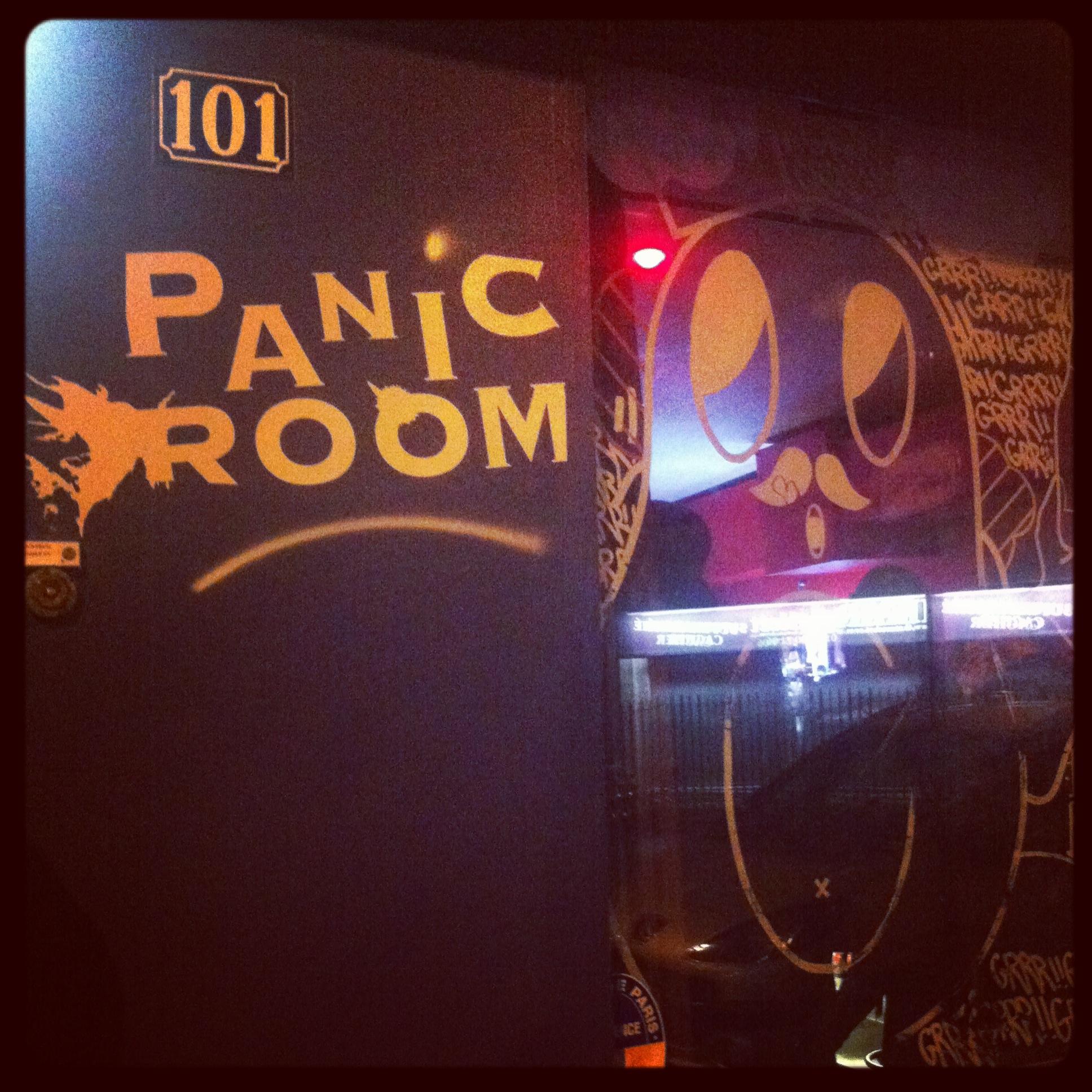 Le Panic Room