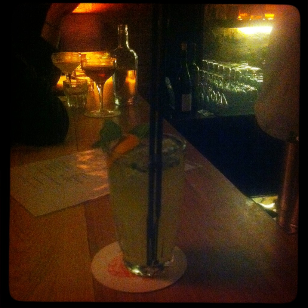 Little Red Door - Bar à cocktails Paris