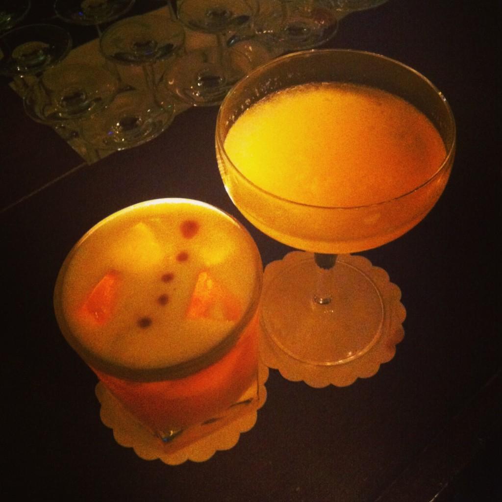 Josephine - Nos cocktails