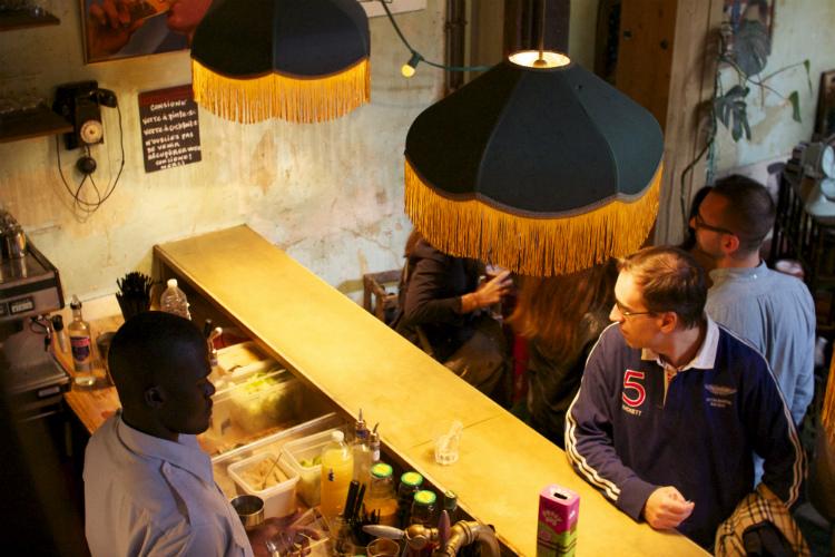Comptoir général _ Bar Paris