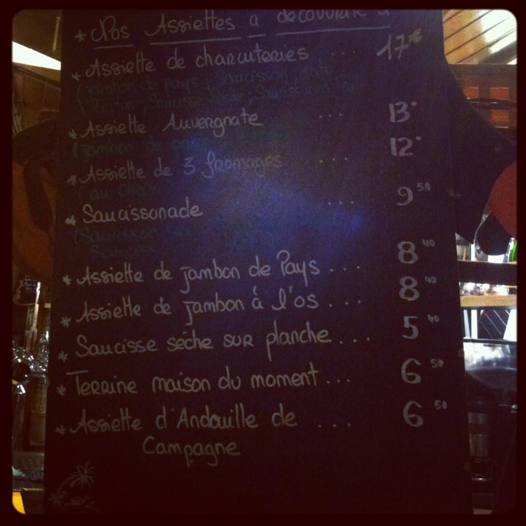 Petit Vendôme - A table !