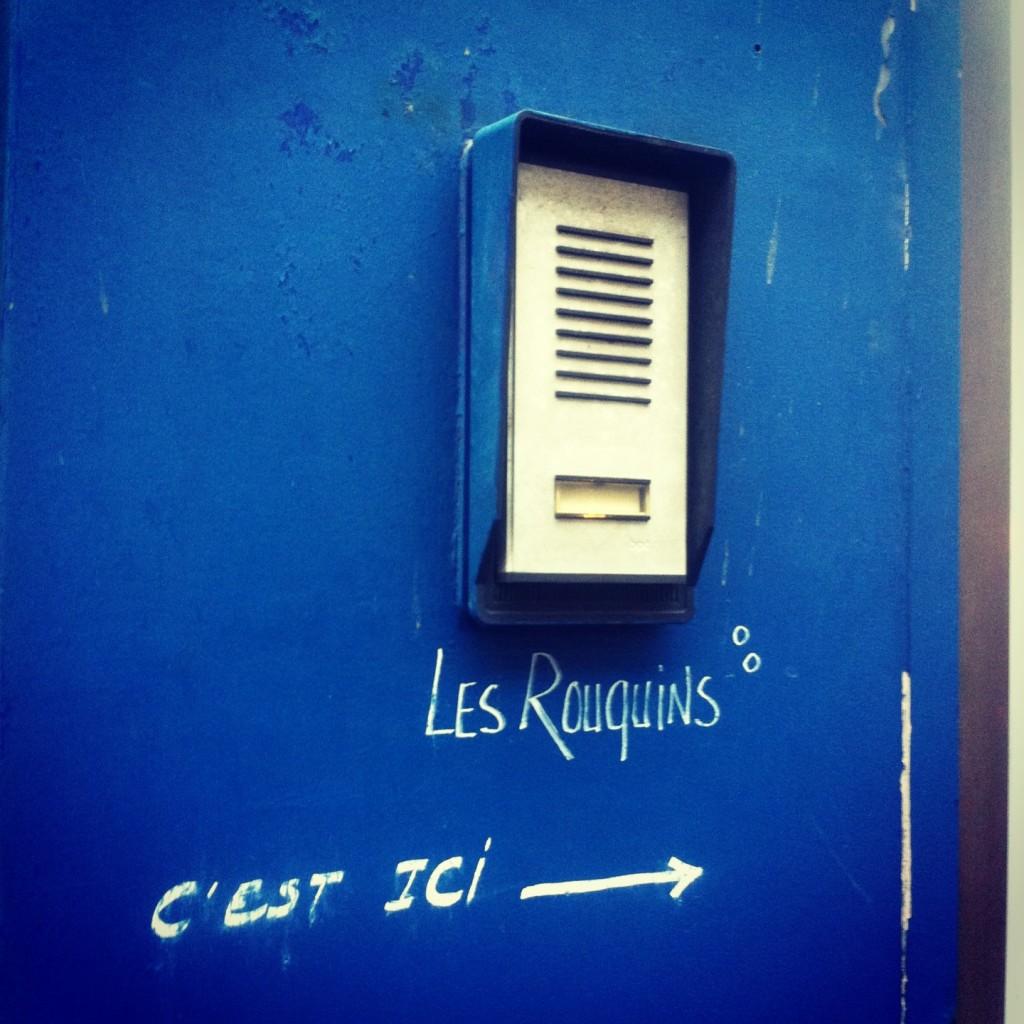 Les Rouquins - Paris