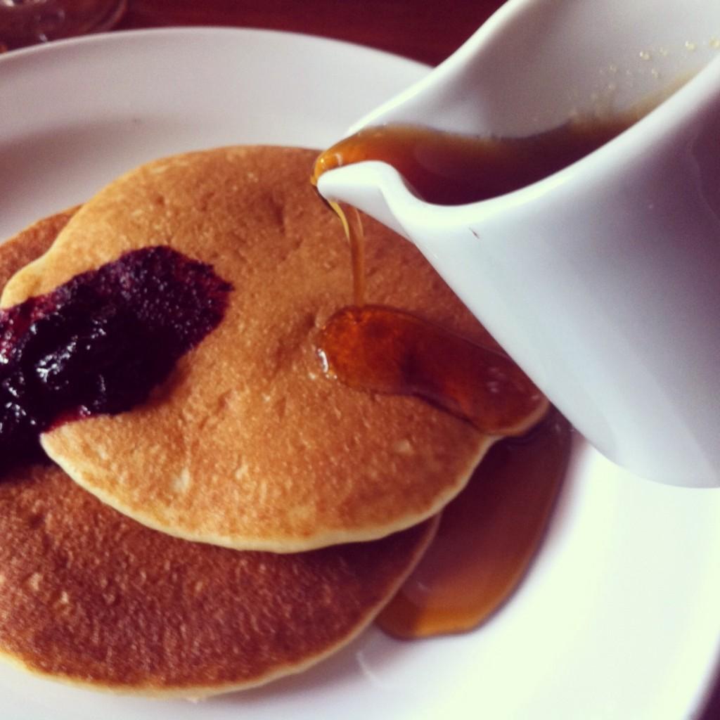 Le Fumoir - Pancakes