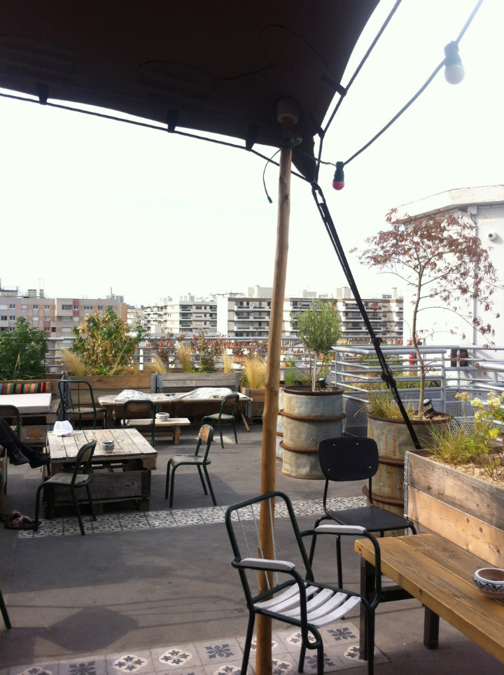 LE PERCHOIR - ROOFTOP PARIS BELLEVILLE