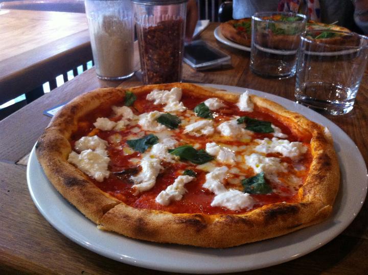 Anna & Jo's Pizza - Paris