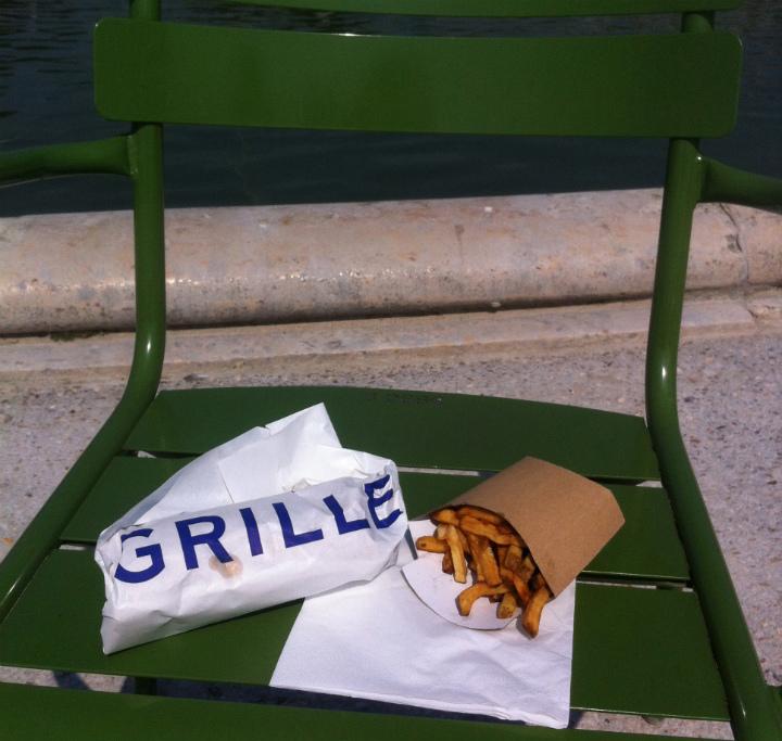 GRILLE - KEBAB PARIS