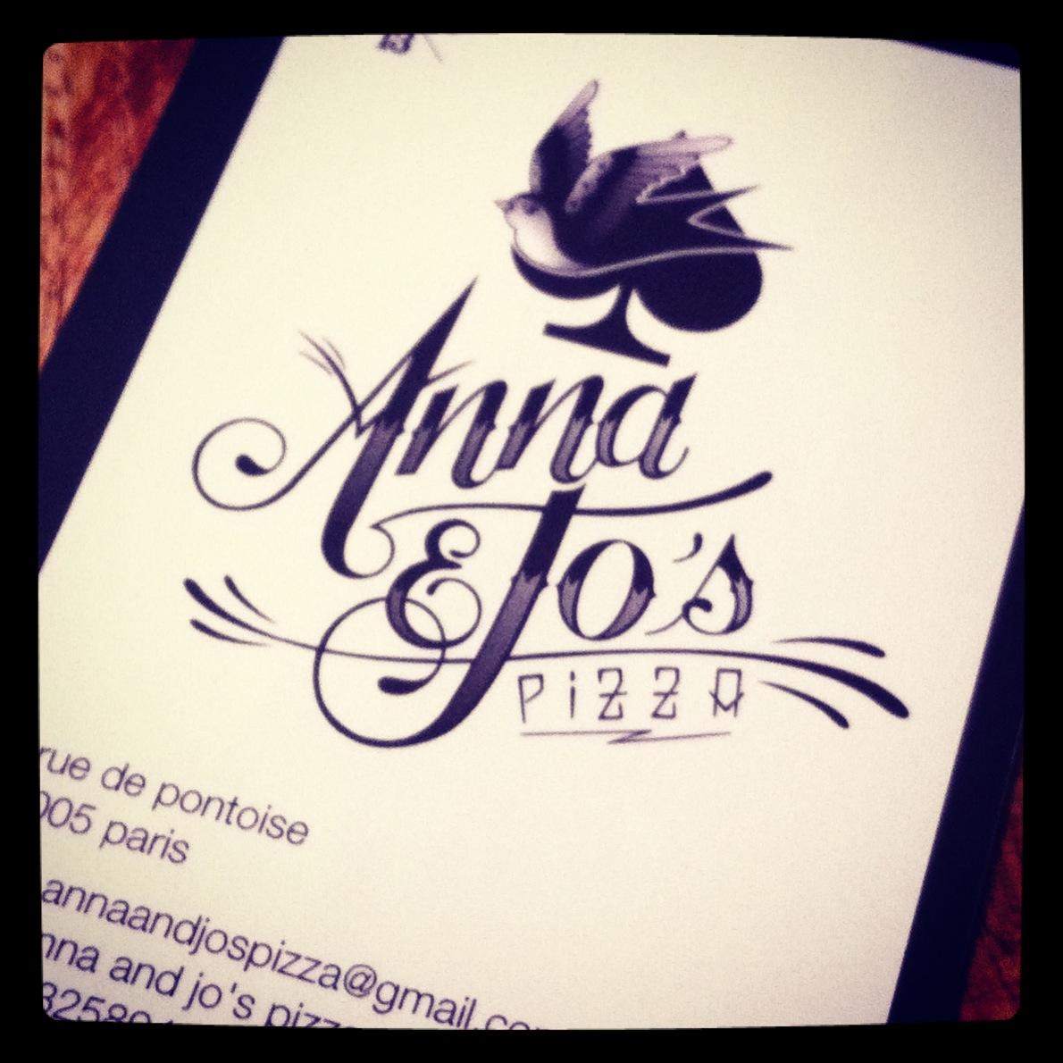 Anna & Jo's