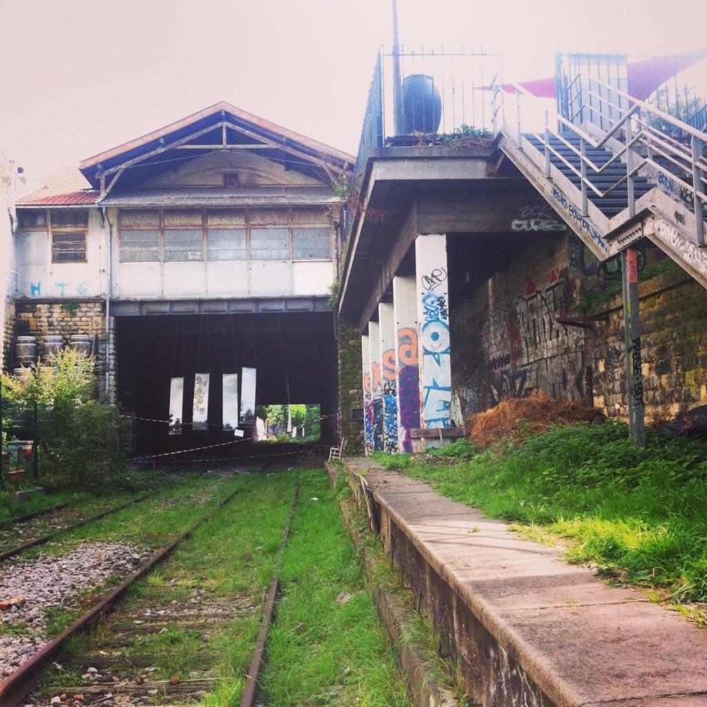La Recyclerie - Gare Ornano
