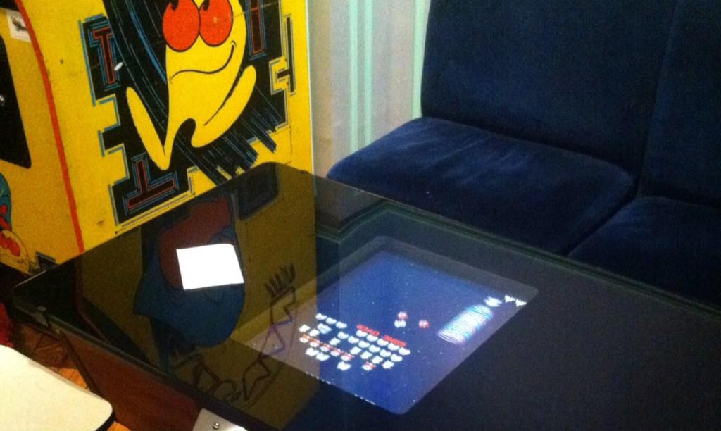 Le Fantôme - Table arcade