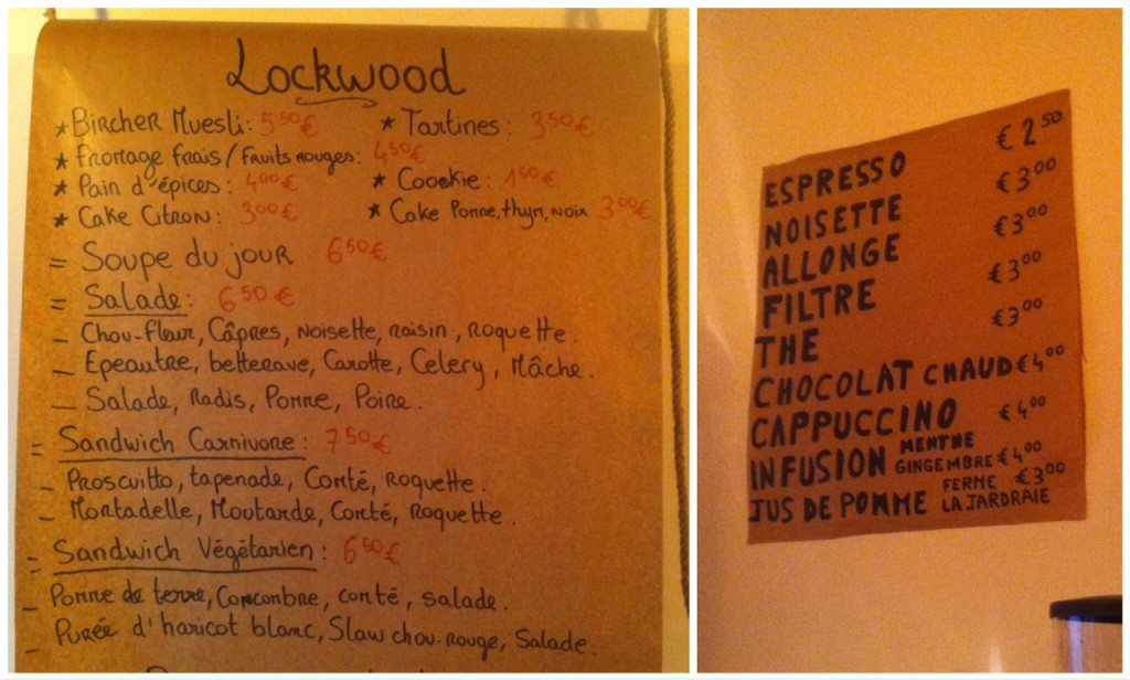 Lockwood - café, bar, cocktail, déjeuner, lunch, paris