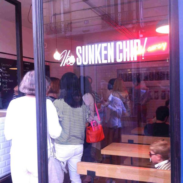 sunken chips
