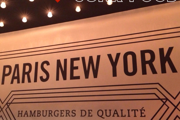 PNY Paris Burger