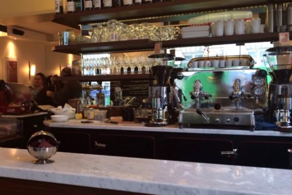 Café Trama - Paris 6
