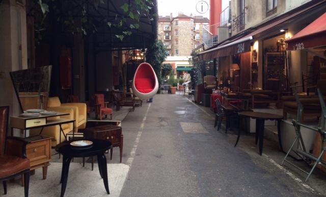 Puces de Saint-Ouen