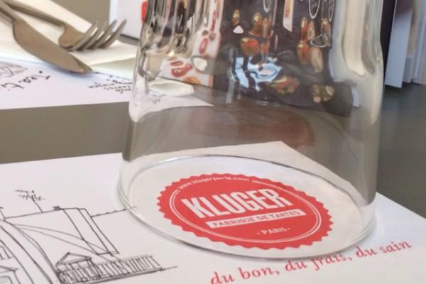 Tartes Kluger - Puces de Saint-Ouen