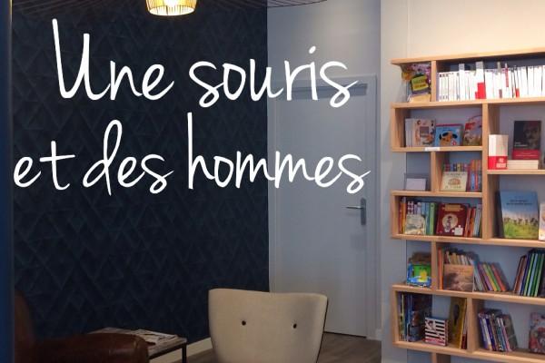 Une Souris et des Hommes - Salon de thé, Pâtisserie, librairie