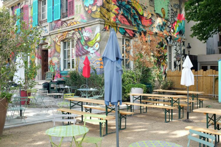 Caf Ef Bf Bd Sur Le Canal Paris