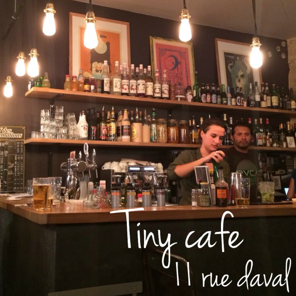 Tiny Café - Paris Bastille
