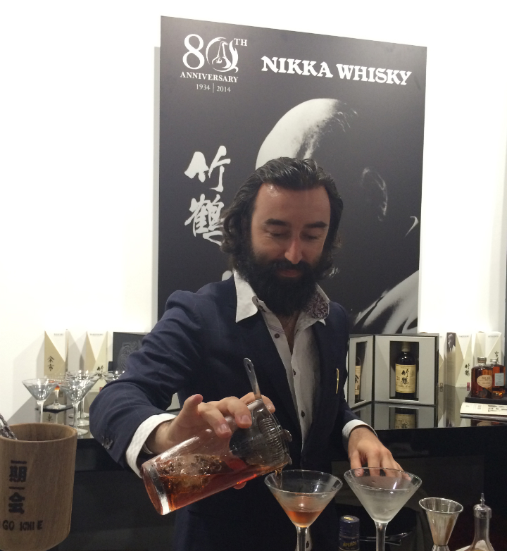 Cocktails Spirits 2014