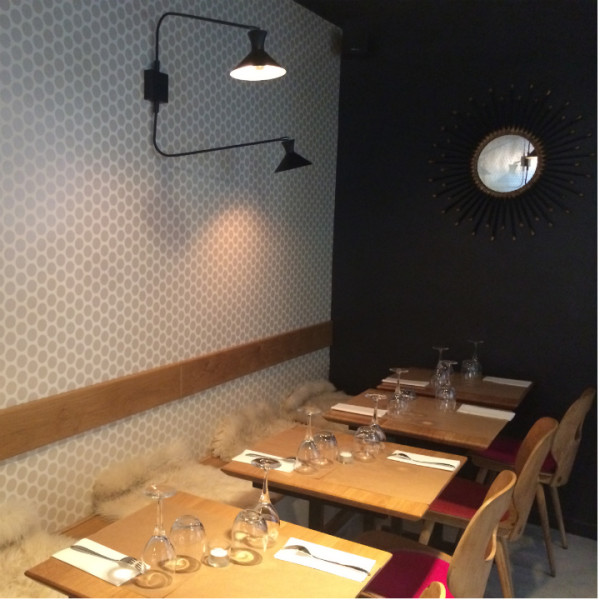POLLOP Restaurant Paris sentier