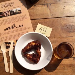 La Passerelle boulogne - Hudson whiskey