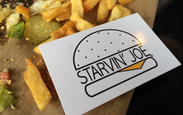 Starvin Joe - Burger Paris