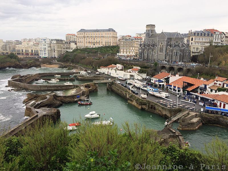 Long week-end à Biarritz - Idées week end Port des pêcheurs