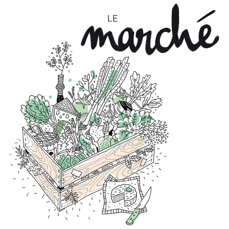 Le marché - Ground Control