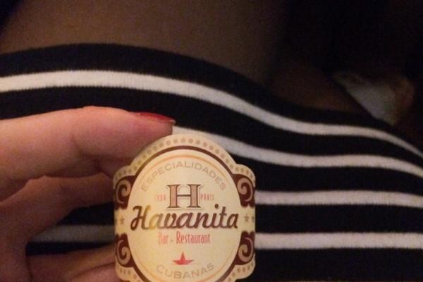 Havanita Bar Restaurant Cubain Paris  Facebook