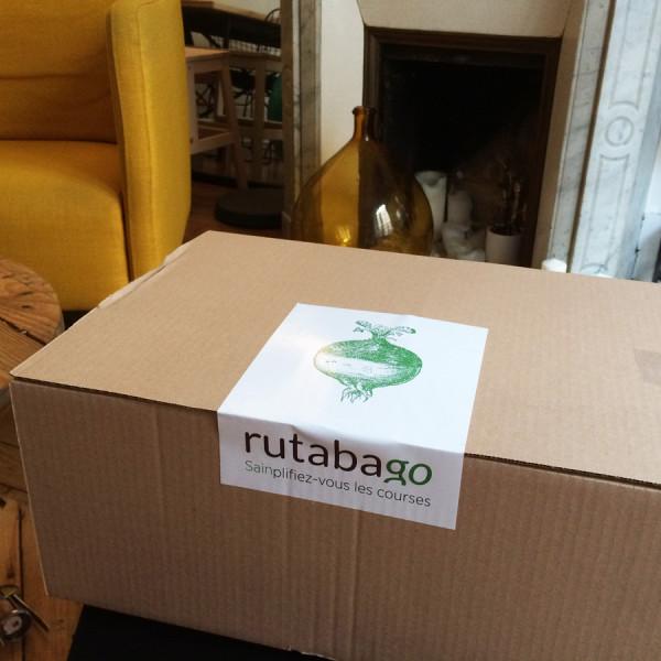 Rutabago - livraison à domicile